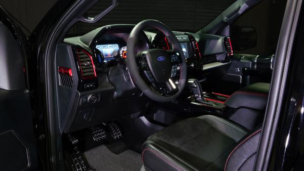 Mad Raptor Custom Build Limited Edition Ford F150 Raptor