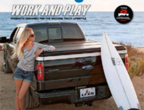 Trucking Times Cover July 2014 – Ford F150