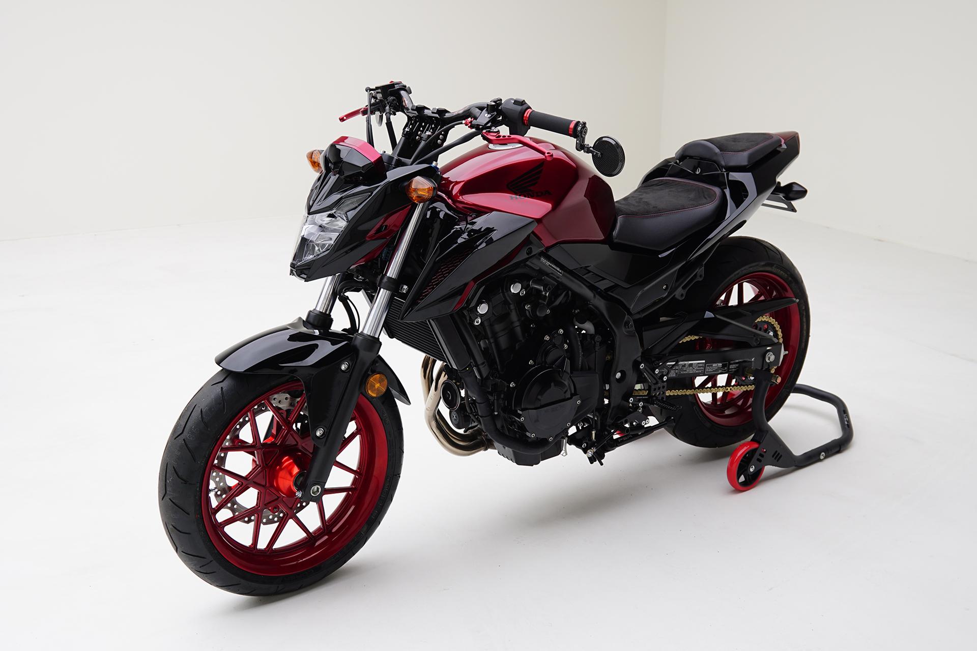 2016 MAD Honda CB500F Nake Sport Bike - MAD INDUSTRIES