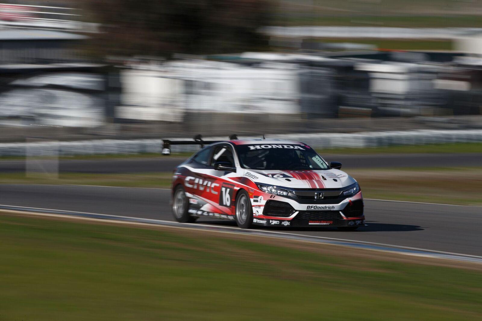 Civic race car bing images for Honda civic race car
