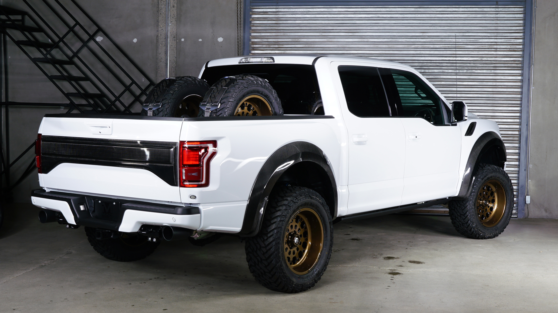 2017 Ford F150 Lifted >> MAD RAPTOR Custom Build - Limited Edition Ford F150 Raptor