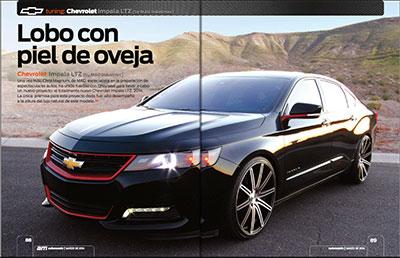 Automundo Magazine Impala – Wolf in Sheep's Clothing