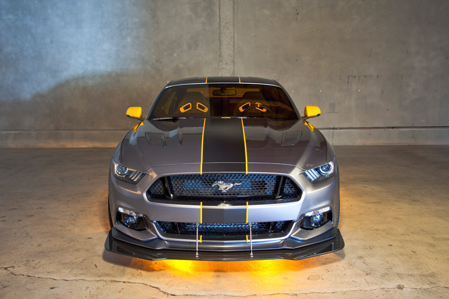Ford F-35 Lightning II Edition Mustang – Ready to be Auction Off for Charity in Oshkosh, WI